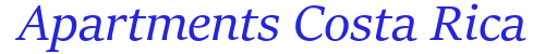 Apartments Costa Rica auf Gran Canaria Logo